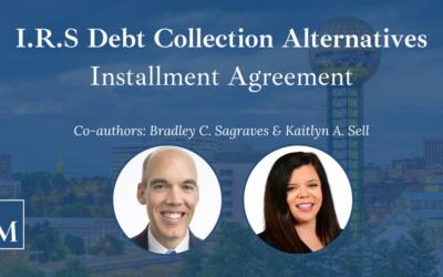 Installment Agreement – Debt Collection Alternatives