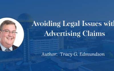 Avoiding Legal Issues with Advertising Claims