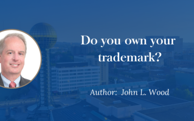 Do you own your trademark?